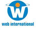 Logo image for Web International